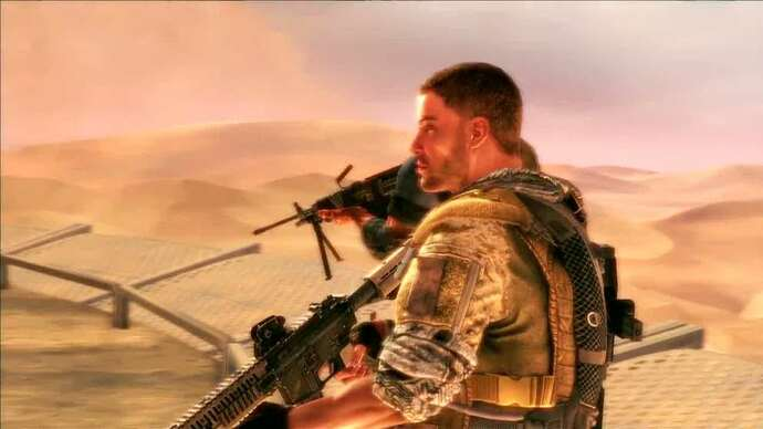 Spec Ops: The Line - Vídeo gameplay