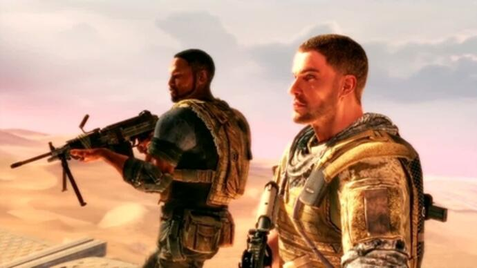 Spec Ops: The Line - Gameplay -Trailer