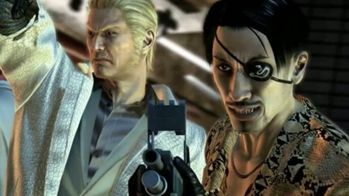Yakuza: Dead Souls launch trailer lurches in