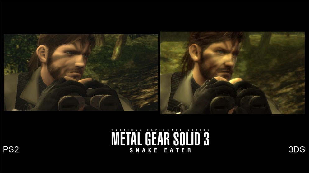 how to play metal gear solid 3