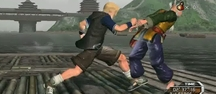 Virtua Fighter 5: final Showdown - Gameplay do Chibita