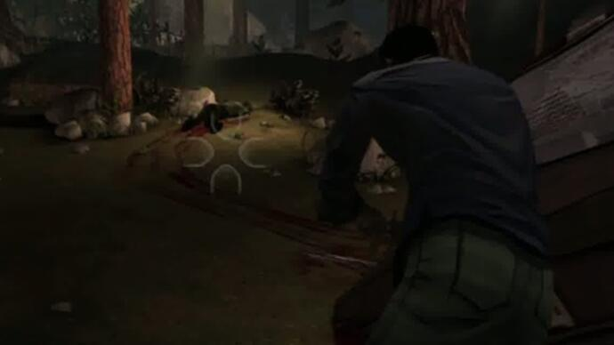 13 minutes of The Walking Deadgameplay