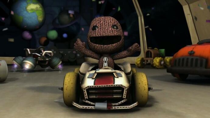 LittleBigPlanet Karting trailer