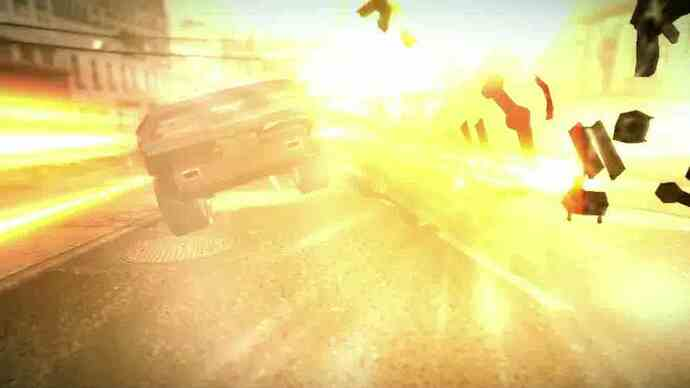 Ridge Racer Unbounded launch trailer