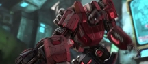 Prvn� uk�zky z hran� Transformers Fall Of Cybertron