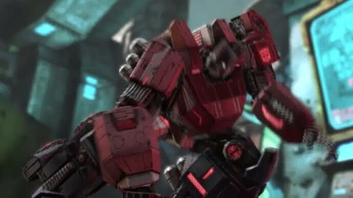 Transformers Fall Of Cybertron - Primeirogameplay