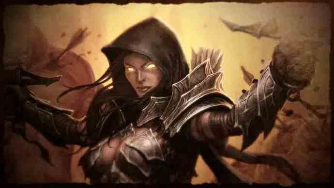 Diablo 3 trailer toont de Demon Hunter