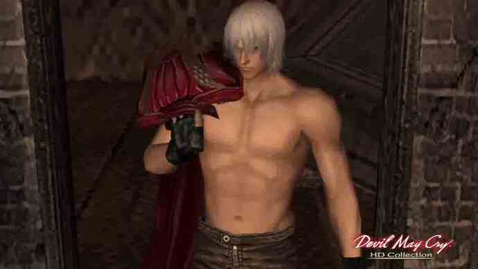 Devil May Cry HD Collection launch trailer