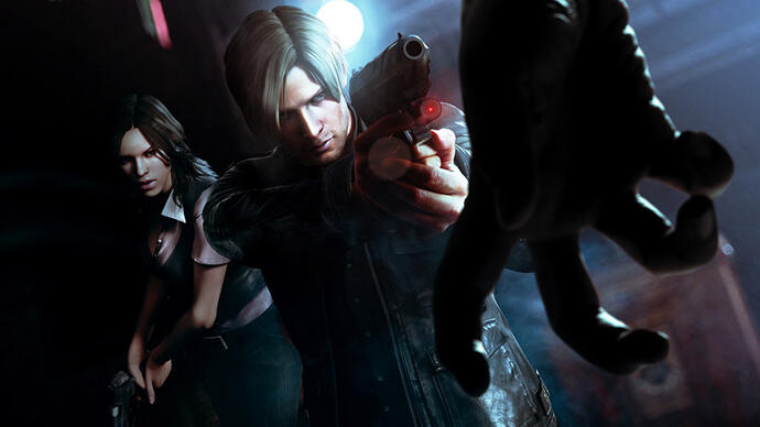 Resident Evil 6 Captivate Trailer - 2012