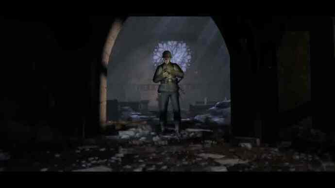 Sniper Elite V2 trailer loads up