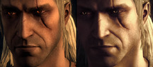 The Witcher 2: Enhanced 360 vs. Vers�o n�o melhorada PC em v�deo