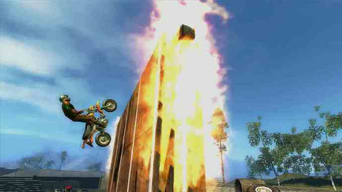 Trials Evolution launch trailer ramps up for tomorrow