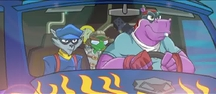 Sly Cooper: Thieves in Time gameplay trailer