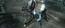 The Force Unleashed - Scout Walker takedown