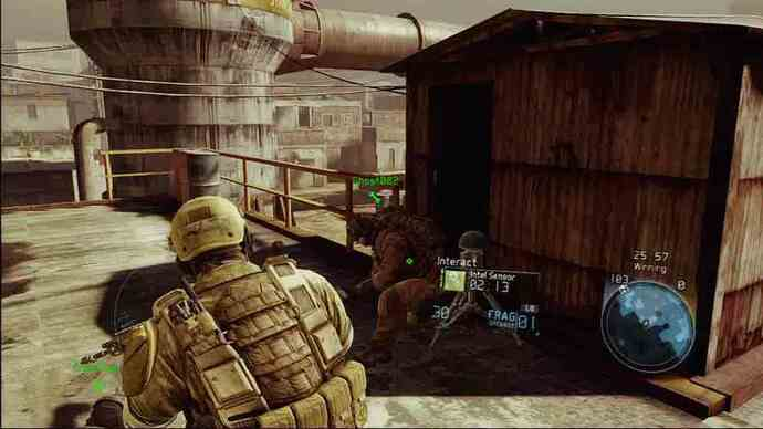 Ghost Recon: Future Soldier beta footage