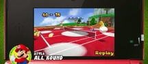 Novo trailer de Mario Tennis Open para a 3DS