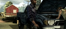 The Walking Dead - gameplay video