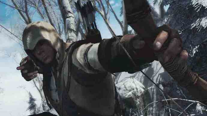 Assassin's Creed III gameplay teaser trailer