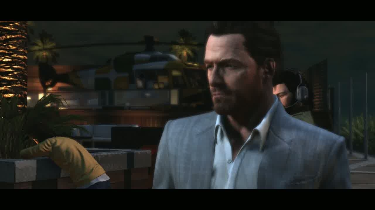 max payne 3 tropical shirt