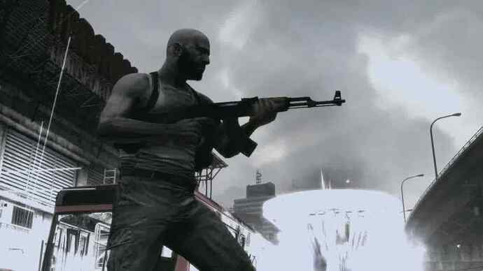 Max Payne 3 - Assault Rifles trailer