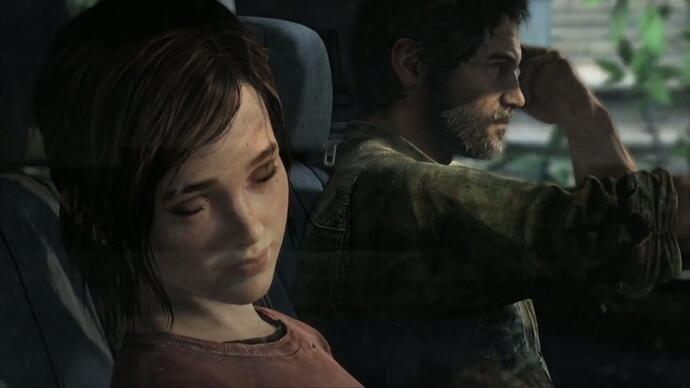 The Last of US trailer reveals new face for Ellie