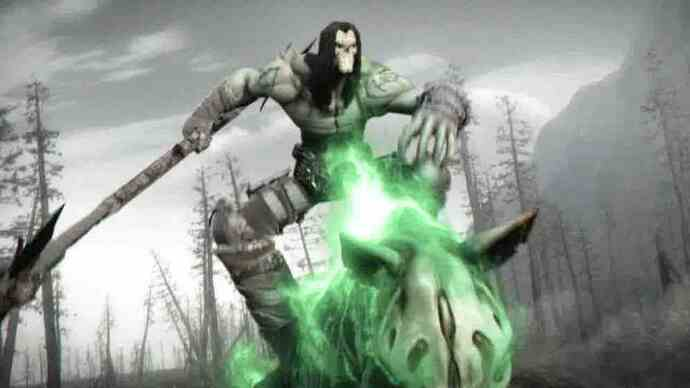 Death smashes it in new Darksiders 2 trailer