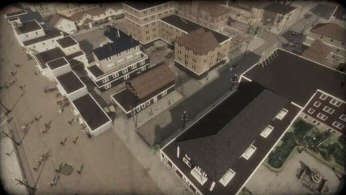 Omerta: City of Gangsters -Trailer