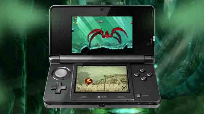 Rayman Origins 3DS gameplay footage