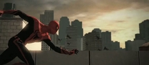 Vyu�it� funkce Web Rush z The Amazing Spider Man