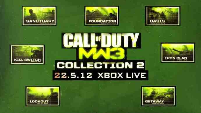 Call of Duty: Modern Warfare 3: Content Collection #2 - trailer