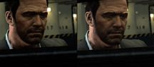 Vlastn� srovn�vac� X360/PS3 video z Max Payne 3