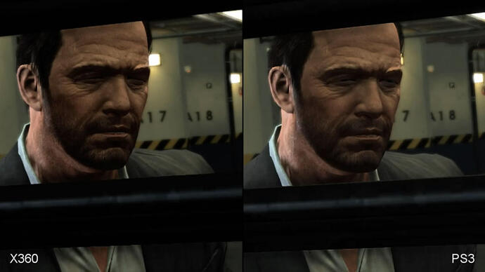 Max Payne 3 Gameplay - Xbox 360 vs PS3