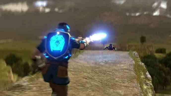 First ShootMania Storm trailer shoots and shoots and shoots