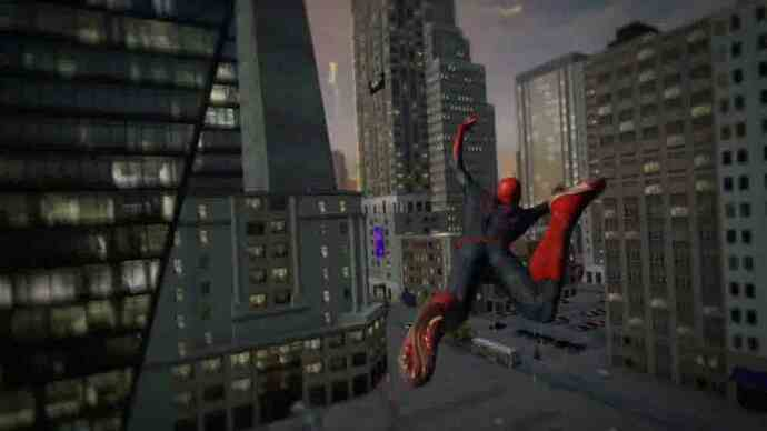 Trailer do PlayStation Move em The Amazing Spider Man
