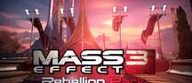 Mass Effect 3 Rebellion DLC trailer