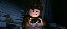 F�rsta teasern f�r LEGO Lord of the Rings