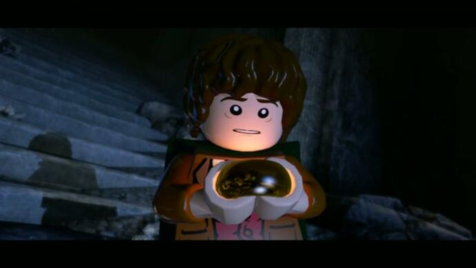 Lego Lord of the Rings teaser trailer