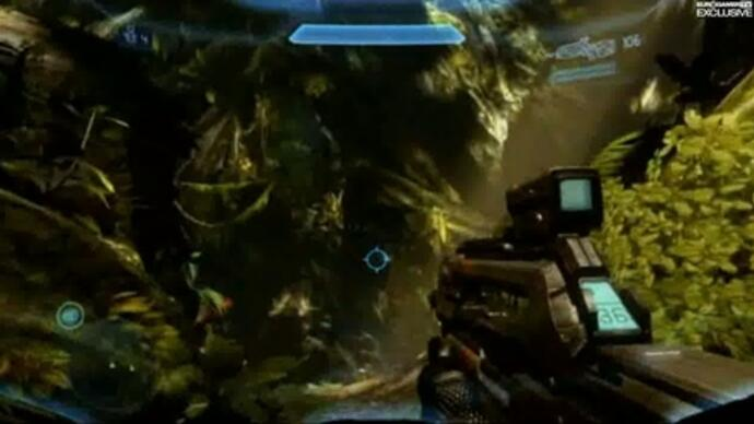 Halo 4 - Gameplay demo da E3 2012