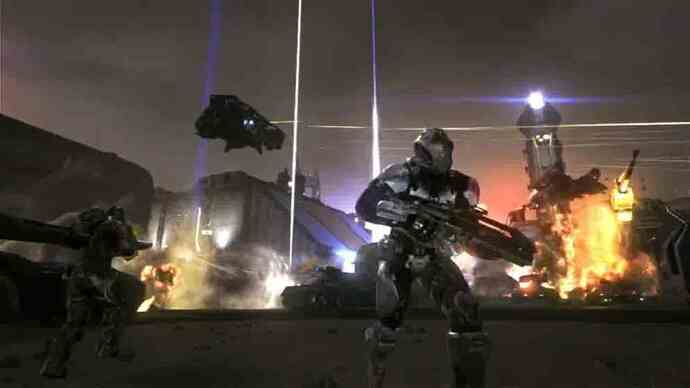 Dust 514 beta gameplay footage