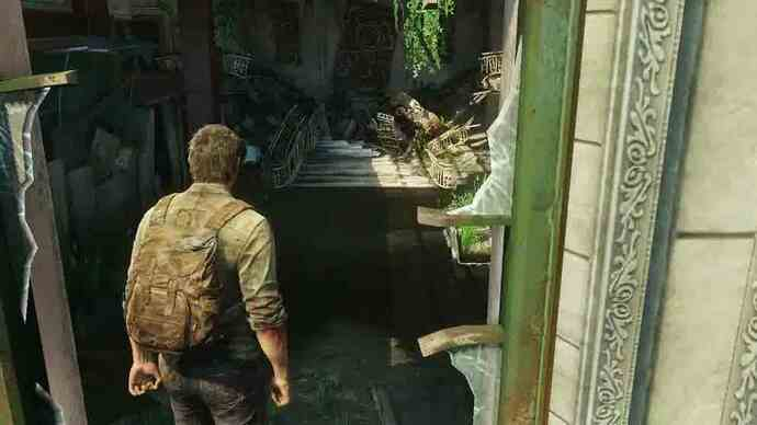 The Last of Us gameplay trailer