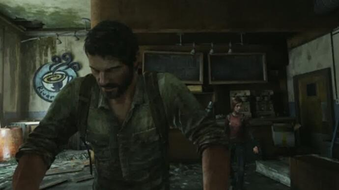 The Last of Us - Gameplay-Video