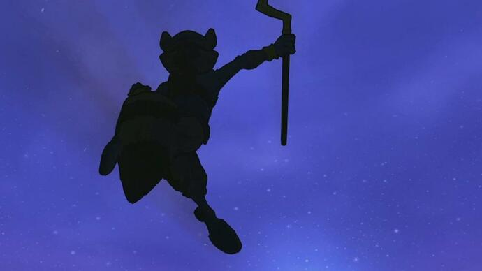 Sly Cooper: Thieves in Time Vitatrailer
