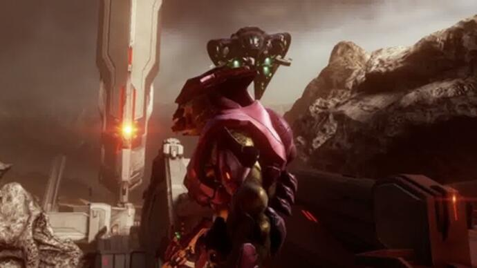 Halo 4 - E3 2012 Multiplayer Gameplay