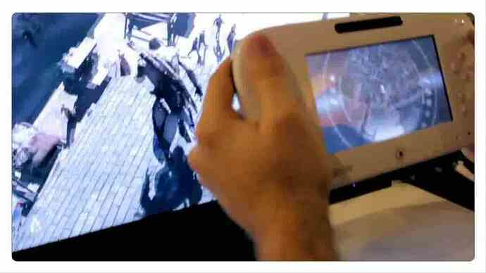 Assassin's Creed 3 Wii U gameplay features revealed