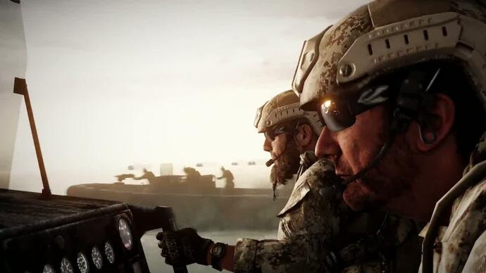 Medal of Honor: Warfighter gameplay