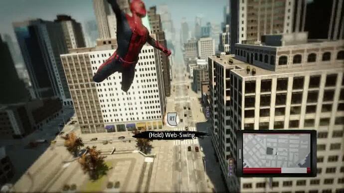 The Amazing Spider Man trailer tours Manhattan