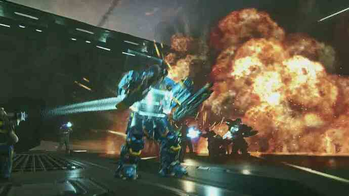 PlanetSide 2 Ground Assault trailer goes boom boom boom