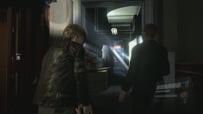 Resident Evil 6: Leon - gameplay video #2