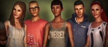 The Sims 3 - Trailer dos conte�dos Diesel