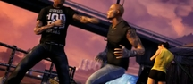 Sleeping Dogs - Georges St-Pierre i aktion